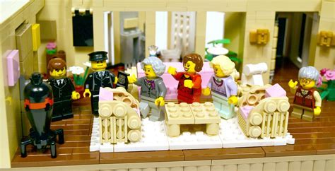 LEGO Ideas   Product Ideas   The Golden Girls Living Room