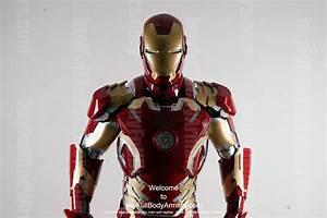 Iron Man Full Body Armor   www.pixshark.com - Images ...