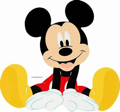 Mickey Mouse Disney Wall Clipart Shaped Decoration
