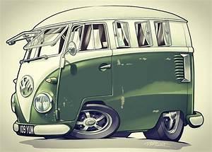 Vw Camping Car : pin by wolverine 7 on cartoon caricature art pinterest coccinelles vw voiture and camping car ~ Medecine-chirurgie-esthetiques.com Avis de Voitures