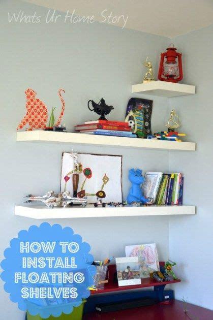 Best 25+ Ikea Floating Shelves Ideas On Pinterest Family