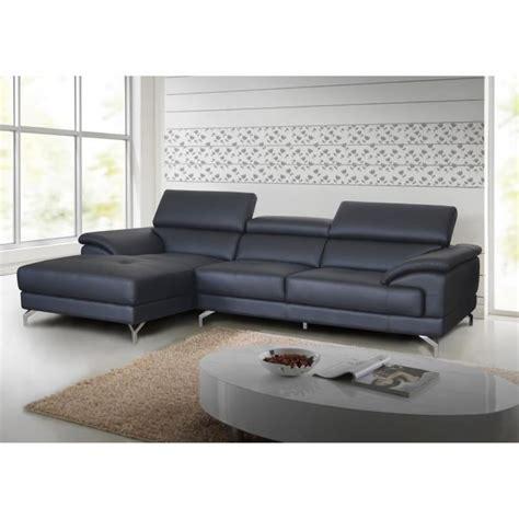 canapé cuir gris anthracite canape angle gris anthracite maison design modanes com