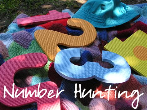 toddler approved 75 math activities from the play 664 | number hunting fun