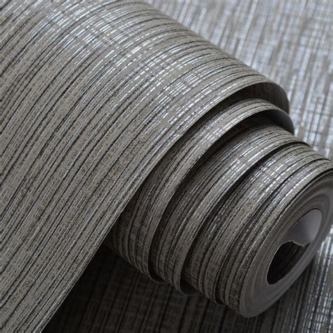 achetez en gros argent gris papier peint en ligne 224 des
