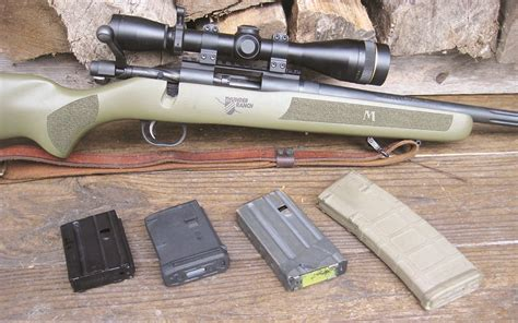 Mossberg's Thunder Ranch MVP: A new twist for a bolt ...