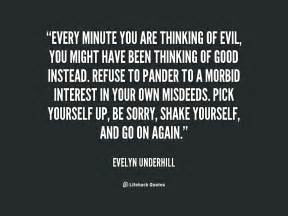 You Are Evil Quotes