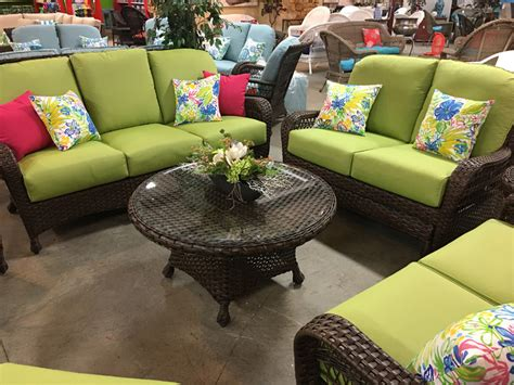 outdoor wicker furniture new river pottery