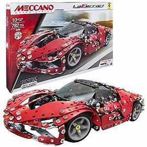 Jeu De Ferrari : meccano 6032900 jeu de construction ferrari laferrari jeux de construction ~ Maxctalentgroup.com Avis de Voitures