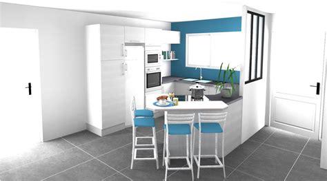 cuisines 3d dessin cuisine 3d espace petit dejeuner cuisines