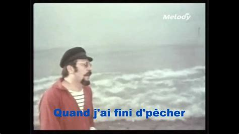 quand la mer monte paroles
