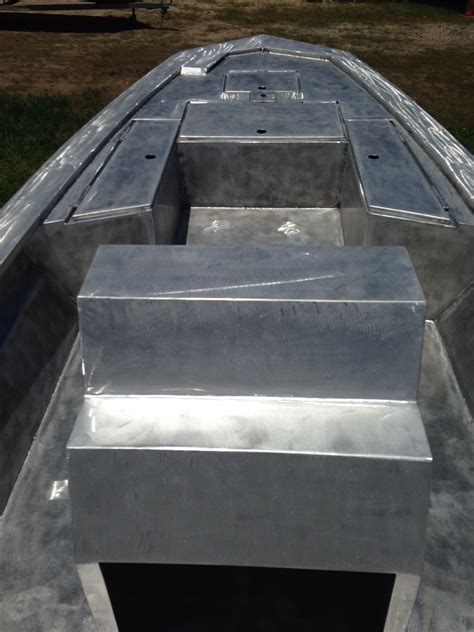 Custom Built Bay Boats by Custom Aluminum Bay Boat Build 26 Bay Boat The Hull