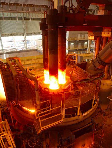 china graphite electrode uhp   electric arc furnace smelting  ao hui carbon company