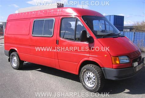 secondhand lorries  vans kg   ford