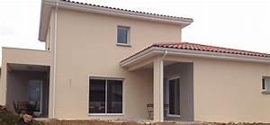 Constructeur de maison individuelle lyon rhone alpes mjd for Delightful maison brique et bois 0 maison ossature bois lyon les maisons de lyon 100