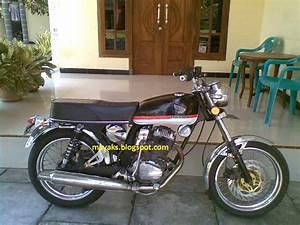Foto Modifikasi Honda Cb100 Magetan