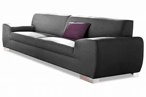 3er Sofa Günstig : 3er sofa ricardo schwarz sofas zum halben preis ~ Indierocktalk.com Haus und Dekorationen