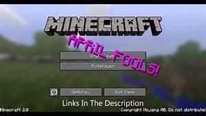 John 2 0 Minecraft : minecraft 2 0 download april fools update youtube ~ Medecine-chirurgie-esthetiques.com Avis de Voitures