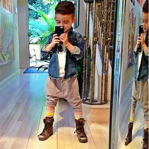 Alonso Mateo- 5 Year Old Style Icon - A Hot Mama