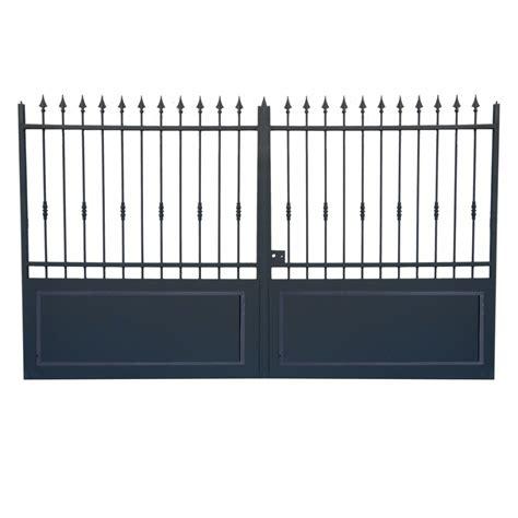 portail fer sur mesure portail en fer coulissant et portail en fer battant 224 prix usine