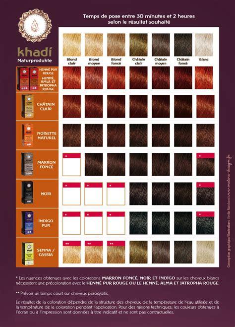 teinture bio pour cheveux coiffure en image