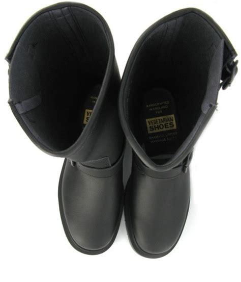 vegan boot vegetarian shoes airseal engineer boot