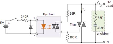 triggering bt triac  microcontroller