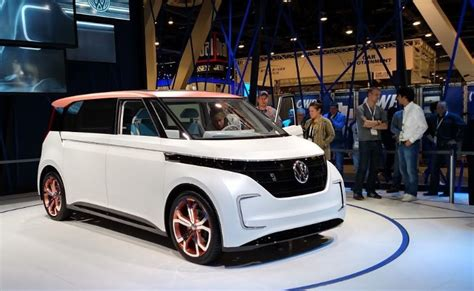 2020 Electric Volkswagen by 2020 Vw Electric Car Redesign Specs Release Date