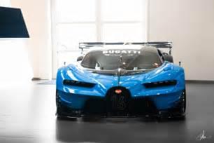 Bugatti Chiron Vision GT