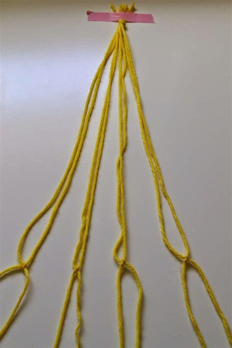Netz Selber Knoten by Ein Netz Selber Machen Wohn Design