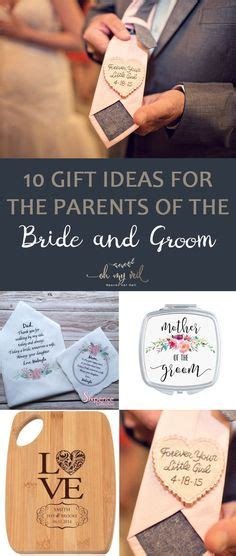 thoughtful wedding gifts  parents dads parents