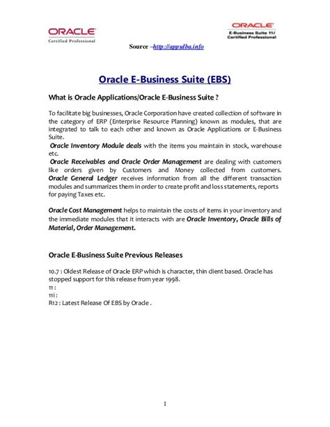 oracle ebs r12 architecture