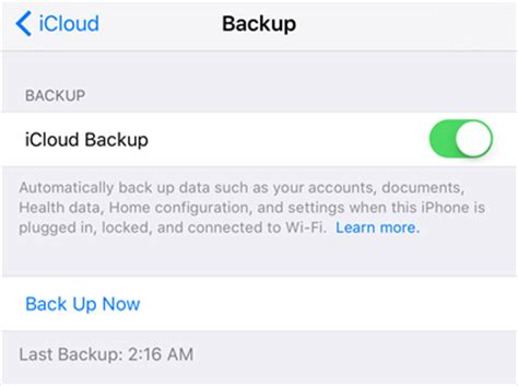 how do i backup my iphone to icloud how to switch or transfer data to a new iphone
