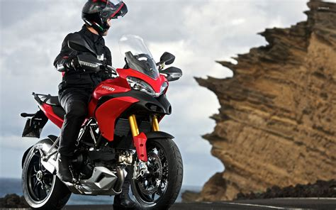 Ducati Multistrada 1200 Wallpaper
