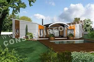 Meilleure Orientation Maison : mod le butterfly plan de maison originale ~ Preciouscoupons.com Idées de Décoration