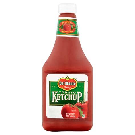 Del Monte Tomato Ketchup, 36 Oz - Walmart.com - Walmart.com