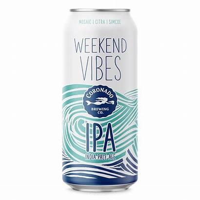 Vibes Weekend Coronado Brewing Company Beer