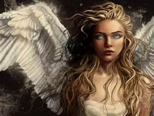 Light Green Aura by New Female Sin Eater Beautiful Warrior Angel Soul
