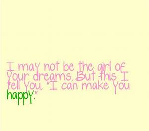 Quotes About Your Dream Girl. QuotesGram
