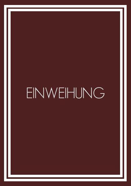 glückwünsche zur einweihung einladung einweihung emilia