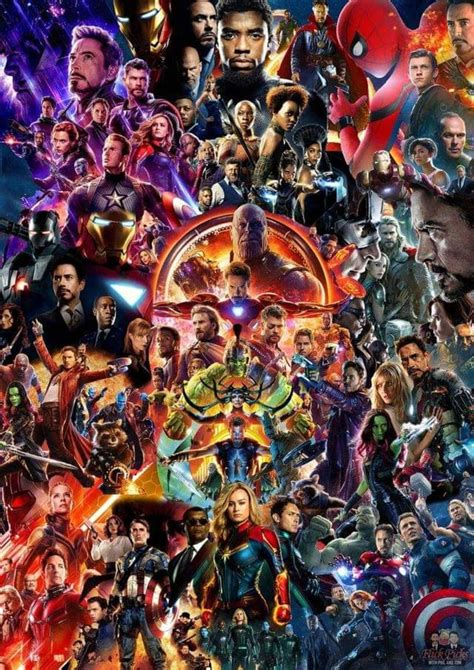 What Would the Marvel Movies Be Like Without the Superhero ...