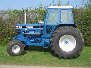 New Holland Series 10 And Series 30 Tractors From Ford