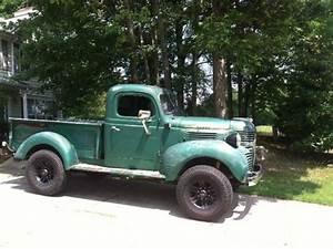 1946  Dodge  4 X 4 Monster Truck Rat Rod Dodge Pickup