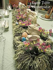 10 Easter Table Decorations Gorgeous Tablescapes For