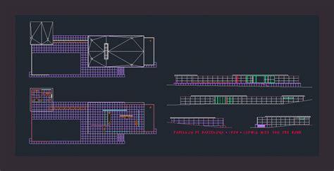 Barcelona Pavilion Dwg Block For Autocad €� Designs Cad
