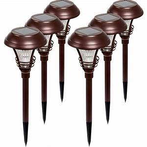 Bronze Solar Stake Lights Westinghouse New Kenbury Solar Outdoor Garden Led Stake
