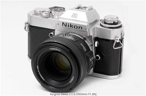 nikon lenses reviews yongnuo yn 50mm f 1 8 lens review for nikon f mount