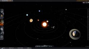 Interactive Solar System Model (page 2) - Pics about space