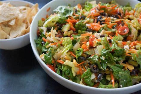 chopped taco salad chinese grandma