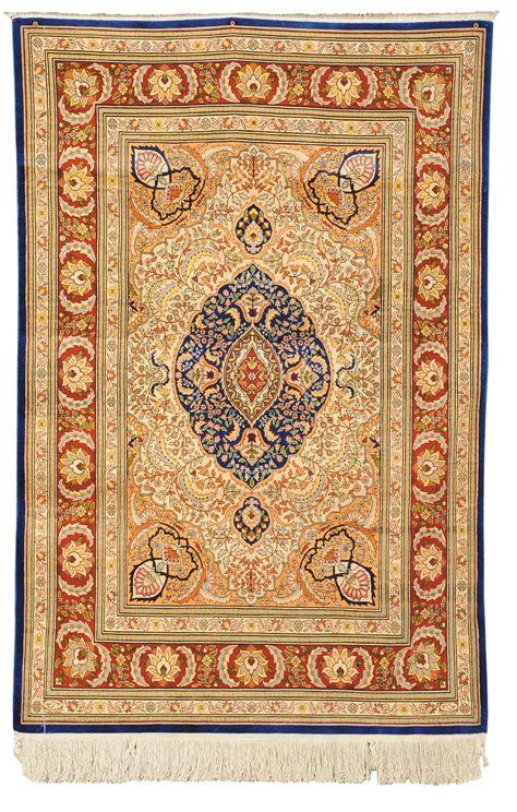 tappeto turco tappeto turco hereke xx secolo tappeti antichi cambi