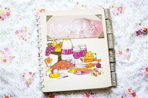 DIY Recipe Book ? A Beautiful Mess